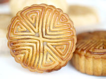 China's moon cake Royalty Free Stock Image