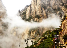 China's mount tai Stock Image