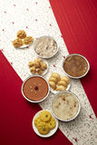 China's new year cakes. Many China's new year cakes and pastries Stock Photography