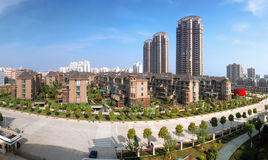 China's residential areas Royalty Free Stock Photography