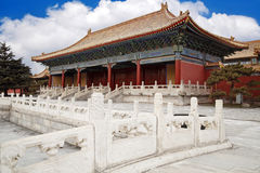 China S Royal Building Stock Images
