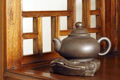 China's teapot Royalty Free Stock Photo