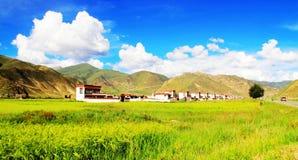 China`s Tibet royalty free stock photography