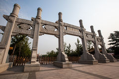 China's traditional culture Royalty Free Stock Photo