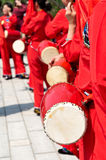 China's waist drum Royalty Free Stock Image