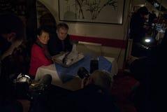 China Scotland Salmon Deal Royalty Free Stock Image