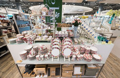 China services in Siam Paragon Mall, Bangkok Royalty Free Stock Photo