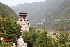 China, shaanxi hanzhong, shek mun road Royalty Free Stock Photography
