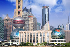 China Shanghai  Royalty Free Stock Images