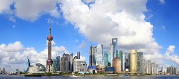 China shanghai Royalty Free Stock Photos