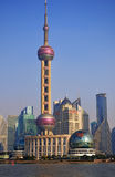 China Shanghai Stock Image