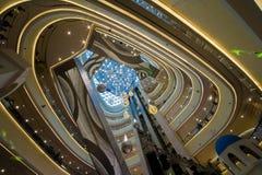 China Shanghai Aegean Shopping Park Stock Images