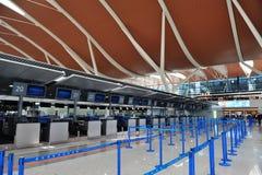 China Shanghai Pudong Airport Stock Image