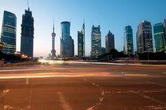 China Shanghai Skyline Stock Photos