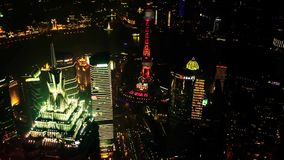 China. Shanghai.Time lapse. stock video footage