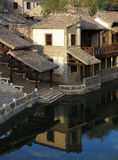 China Shanghai Village  landscapes Royalty Free Stock Photography