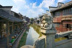 China,Shanghai water village Wuzhen 1 royalty free stock images