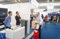 China Shenzhen consumer electronics and home appliances brand exhibition Royalty Free Stock Photography