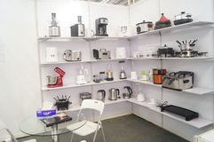 China Shenzhen consumer electronics and home appliances brand exhibition Royalty Free Stock Photo