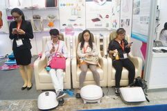 China Shenzhen consumer electronics and home appliances brand exhibition Stock Photo