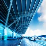 China Shenzhen International Airport Royalty Free Stock Photo