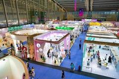 Free China (Shenzhen) International Brand Underwear Fair Stock Photography - 162643382