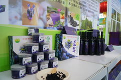 China (Shenzhen) International Modern Green Agricultural Expo Royalty Free Stock Image
