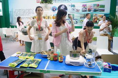 China (Shenzhen) International Modern Green Agricultural Expo Stock Image