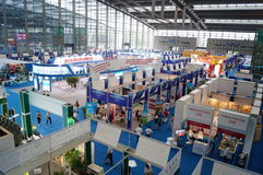 China (Shenzhen) overseas Chinese industry trade fair Royalty Free Stock Image