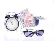 China shopping Royalty Free Stock Images
