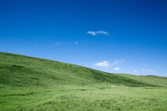 China Sichuan Aba Ruoergai grasslands Stock Images