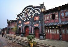 China sichuan Village  ,LuoDai,Chengdu Royalty Free Stock Image