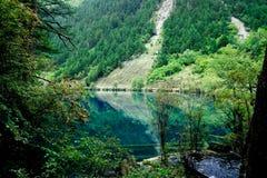 China sicuan del ¼ del ï del parque nacional de Jiuzhaigou Foto de archivo libre de regalías