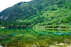 China sicuan del ¼ del ï del parque nacional de Jiuzhaigou Fotos de archivo libres de regalías