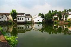 China small village Stock Images