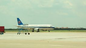 China Southern Airline stock video