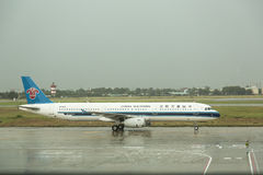 China Southern Airline at Ho Chi Minh airport Royalty Free Stock Images