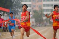 China: sprint royalty free stock image