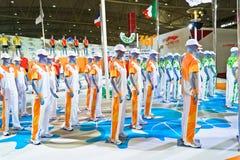 China sprots show 2011 royalty free stock photo