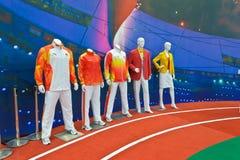China sprots show 2011 stock photos