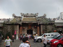 China-Stadt, Lizenzfreies Stockbild