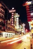 China-Stadt Bangkok Thailand stockbild