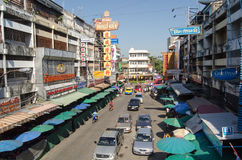 China-Stadt, Chiang Mai Stockfotos