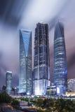 China-Stadt von Shanghai Lizenzfreies Stockfoto