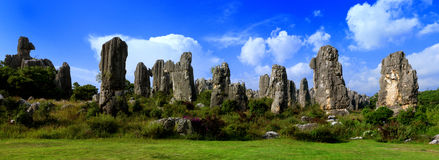 China Stone Forest Stock Photo