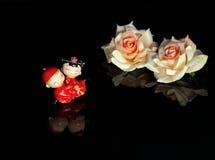 China style Wedding Doll Royalty Free Stock Photos