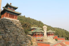 China : Summer Palace Royalty Free Stock Images