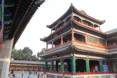 China : Summer Palace Royalty Free Stock Photos