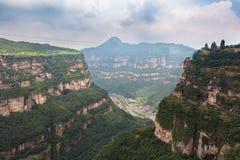 Free China Taihang Mountains Grand Canyon Royalty Free Stock Images - 129081459