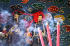 China - Taoist Temple  Stock Images